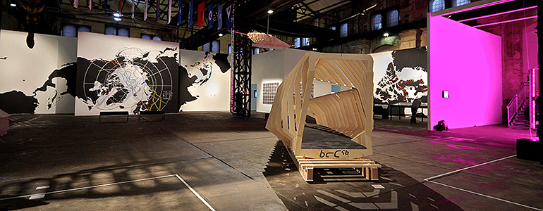 Arctic Perspective (2009) Exhibition, Dortmund