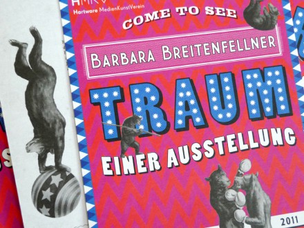 Barbara Breitenfellner Flyer